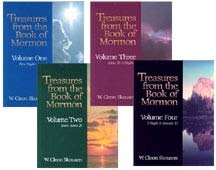 Treasures from the Book of Mormon Set-W Cleon Skousen.  Great Resource and Fun!