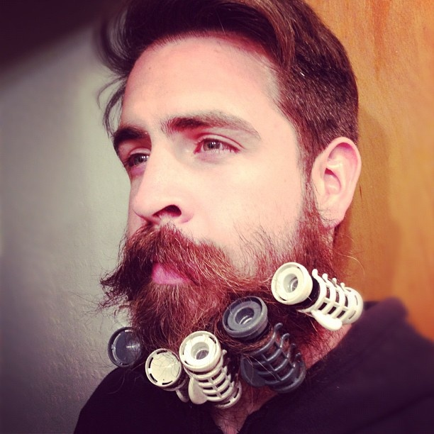 Best Incredibeard Images On Pinterest Beards Beard Styles - Mr incredibeard really coolest beard ever seen