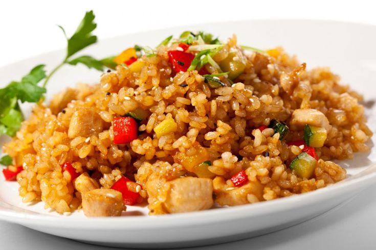 Orez in stil indian cu pui si caju - www.Foodstory.ro