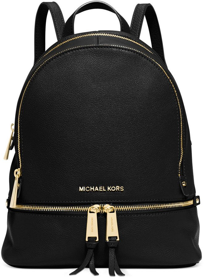 MICHAEL Michael Kors Rhea Zip Small Backpack - $298.00