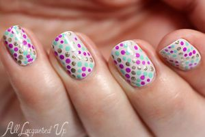 Easy Nail Art: Eye-Catching Dotting Tool Designs   eBay