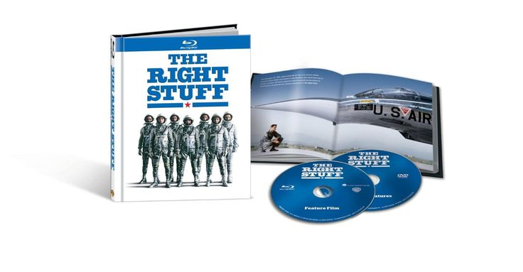 Amazon.com: The Right Stuff (30th Anniversary Edition) [Blu-ray]: Scott Glenn, Ed Harris, Barbara Hershey, Dennis Quaid, Pamela Reed, Sam Shepard, Kim Stanley, Fred Ward, Veronica Cartwright, Lance Henriksen, Donald Moffat, Scott Wilson, Kathy Baker, Philip Kaufman, Robert Chartoff, Irwin Winkler: Movies & TV