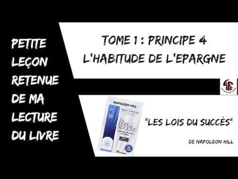 Leçon de Napoleon Hill et de Life Leadership