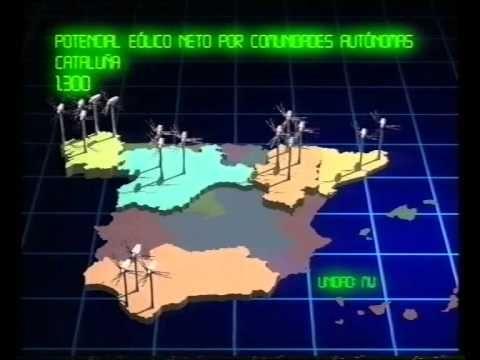 Energías renovables: energía eólica.