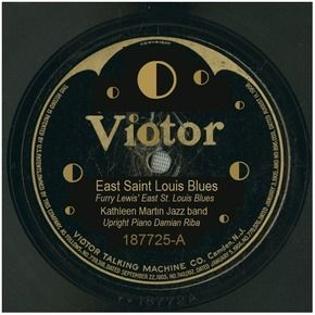 Free Music Archive: Kathleen Martin - East St. Louis Blues