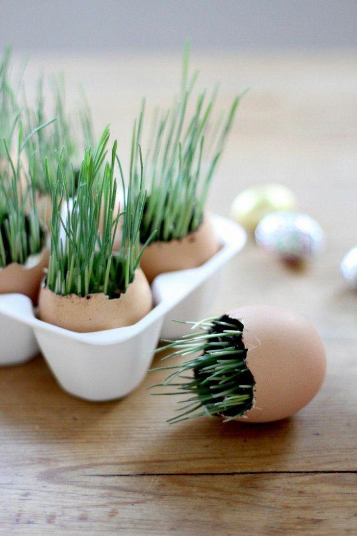 Tischdeko frühling selber machen  25+ best ideas about Tischdeko ostern on Pinterest