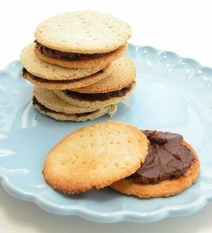 Chokoladekiks LCHF og glutenfri – Low Carb Opskrifter