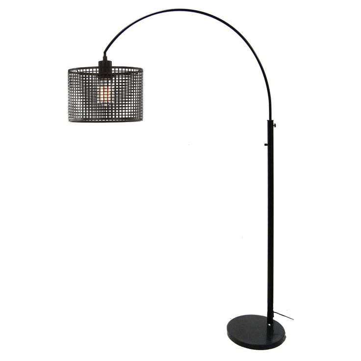 Lite Source Hamilton Arch Floor Lamp - LS-83018