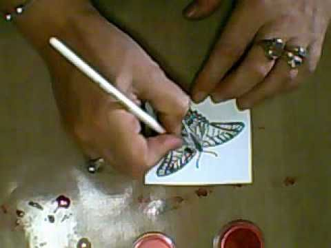 Butterfly Tutorial - Part 1