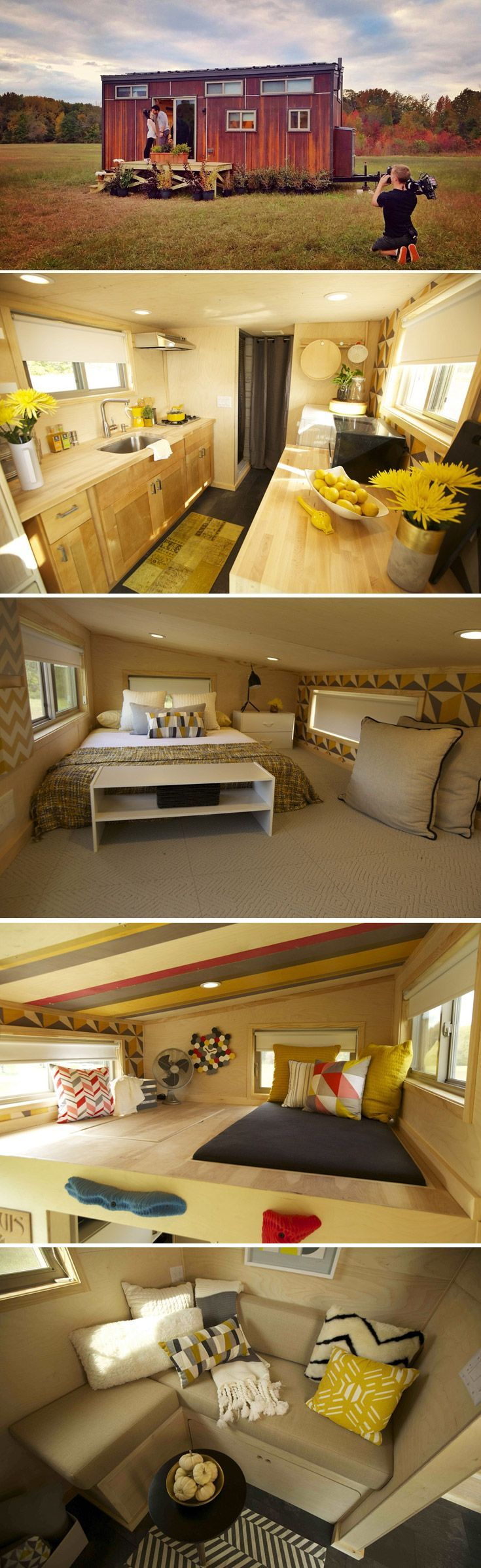 awesome The Z-Huis by Wishbone Tiny Homes is a 204 sq.ft. tiny house on wheels with two ... by http://www.danazhome-decor.xyz/tiny-homes/the-z-huis-by-wishbone-tiny-homes-is-a-204-sq-ft-tiny-house-on-wheels-with-two/