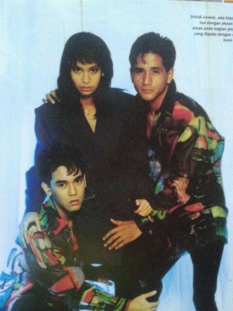 Wiwid, Iwan bagus & Ahmad...90 top model...