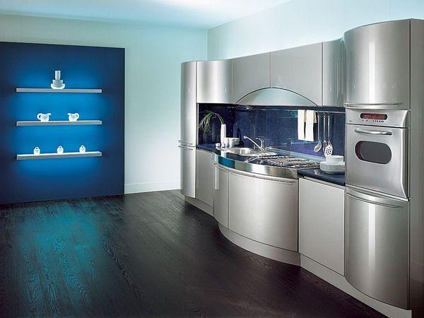Blue Interior Design Picture 2018