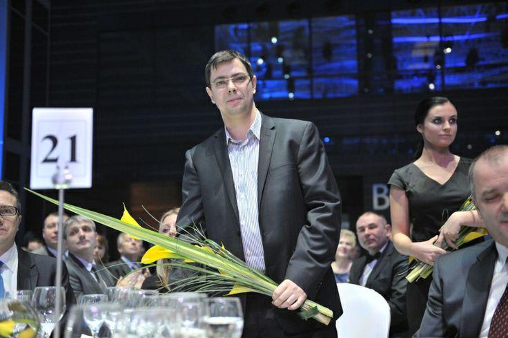 Maciej Fiedler, Fibar Group. EY Entrepreneur Of The Year 2013 Poland