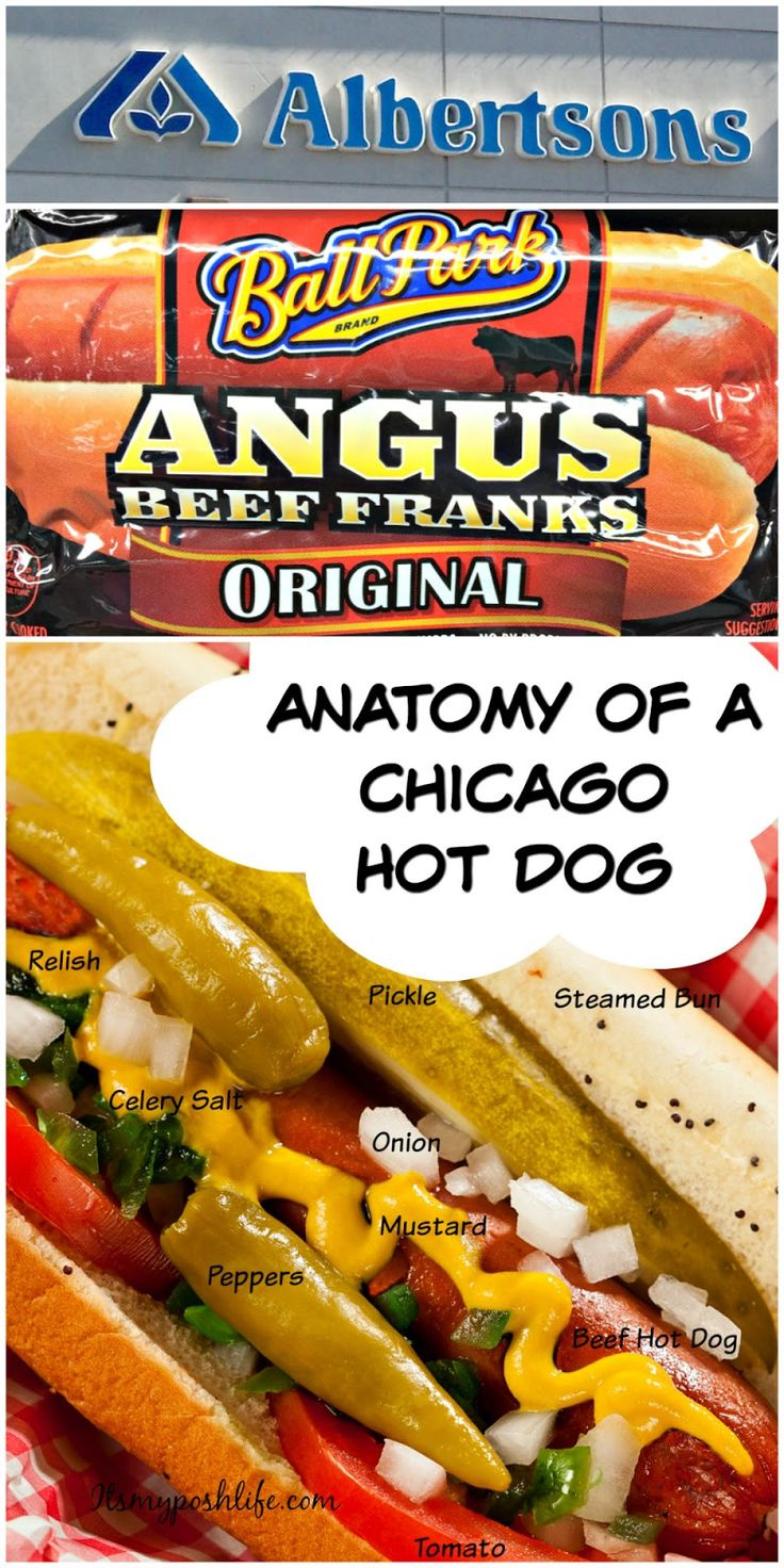 How to make a Chicago Hot Dog. What Helps Fuel Your Back-to-School?