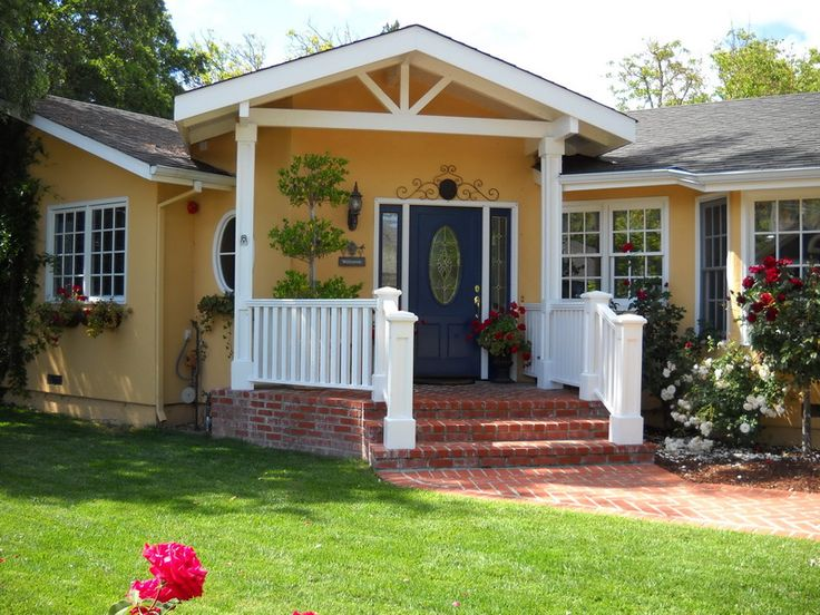 The 25 Best Yellow House Exterior Ideas On Pinterest Yellow