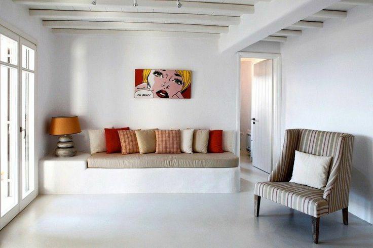 Elia White Residence Living Room