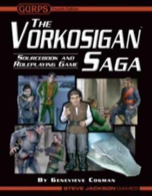 GURPS 168252: Steve Jackson Gurps 4Th Ed Vorkosigan Saga, The Hc Mint -> BUY IT NOW ONLY: $34.95 on eBay!