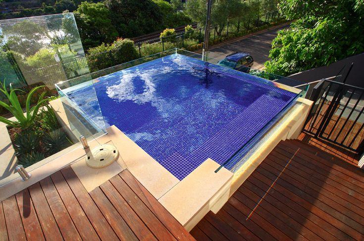 Extreme Backyard Pools Model Glamorous Design Inspiration