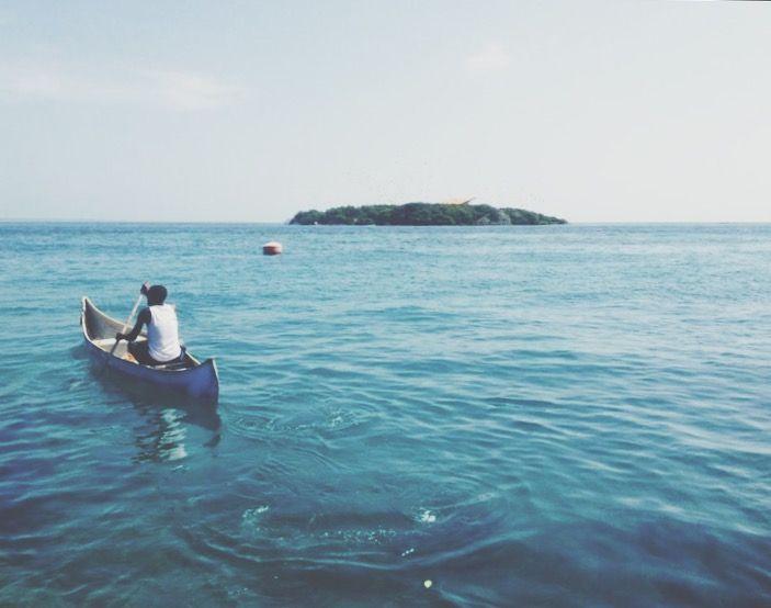 FISHING (Baru, 2014) #baru #fishing #sea #cartagena #colombia #caribbean #boat #fisherman #photography #photo #pic #iPhone #iPhone4s #iPhonePhotography