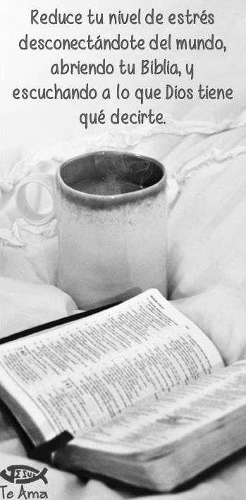La Biblia, la Palabra de Dios #EnamoradadeJesús