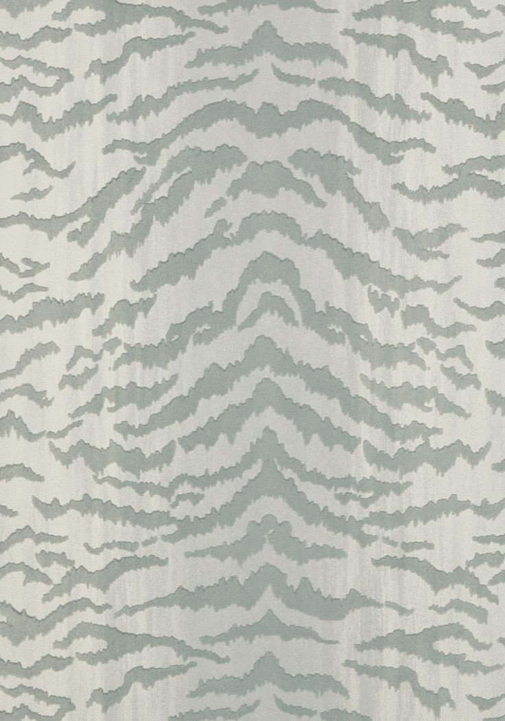 TIGER FLOCK, Light Grey, T83063, Collection Natural Resource 2 From  Thibaut. Flock WallpaperNeutral StyleBackground ...