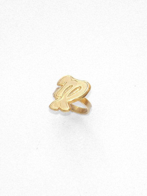 Virgo Ring  Zodiac Ring  Horoscope Ring  by profoundgarden on Etsy