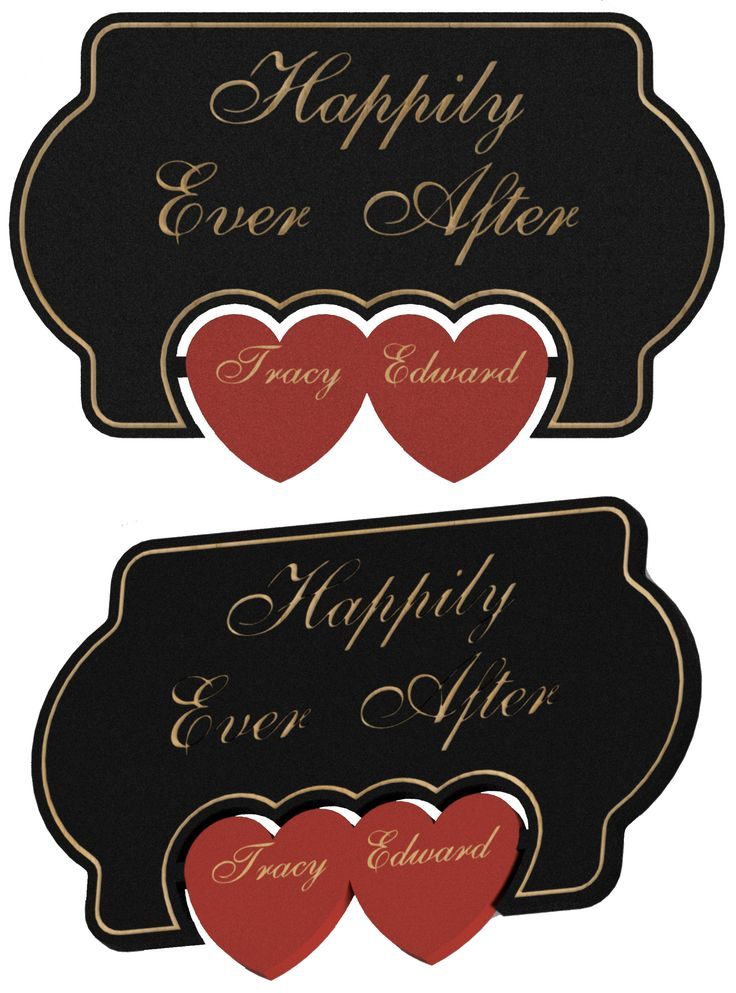 $50 - Handmade personalized wedding plaque with names, custom made, wood engraving, any colour. Makes an excellent wedding gift.