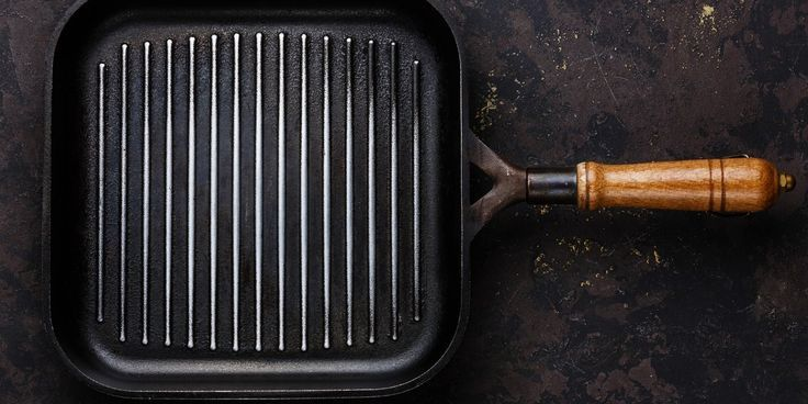 Why You Need A Cast Iron Grill Pan At Home And How To Use One