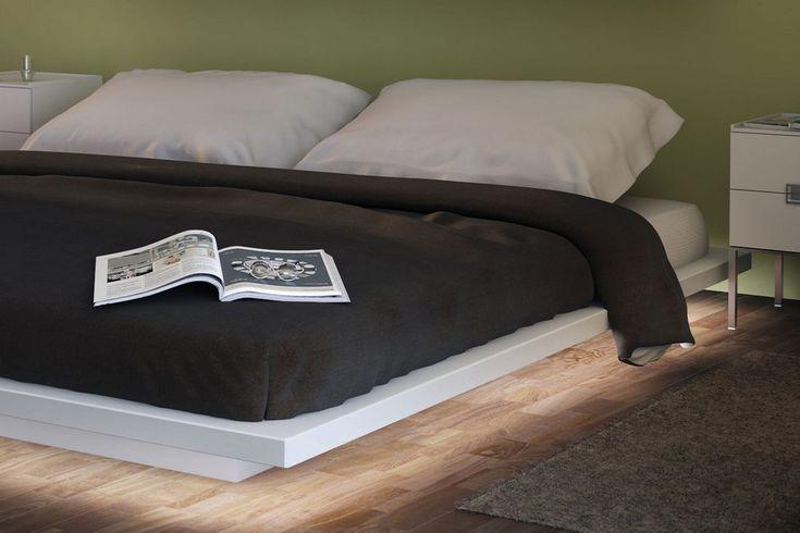 a LED-fénytől a bútorok új erőre kapnak, szó szerint más megvilágításba kerülnek