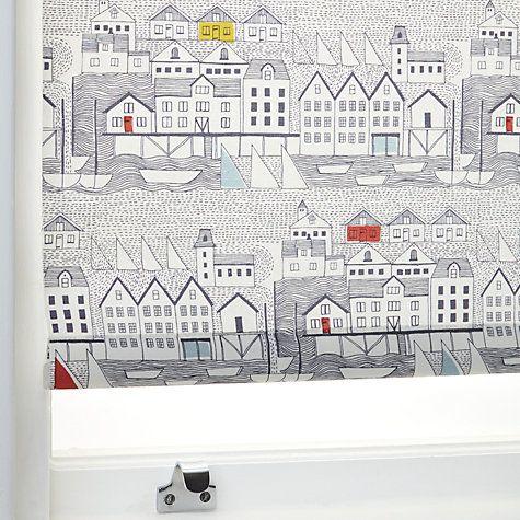 Fancy Buy John Lewis Nordic Houses Daylight Roller Blind Online at johnlewis