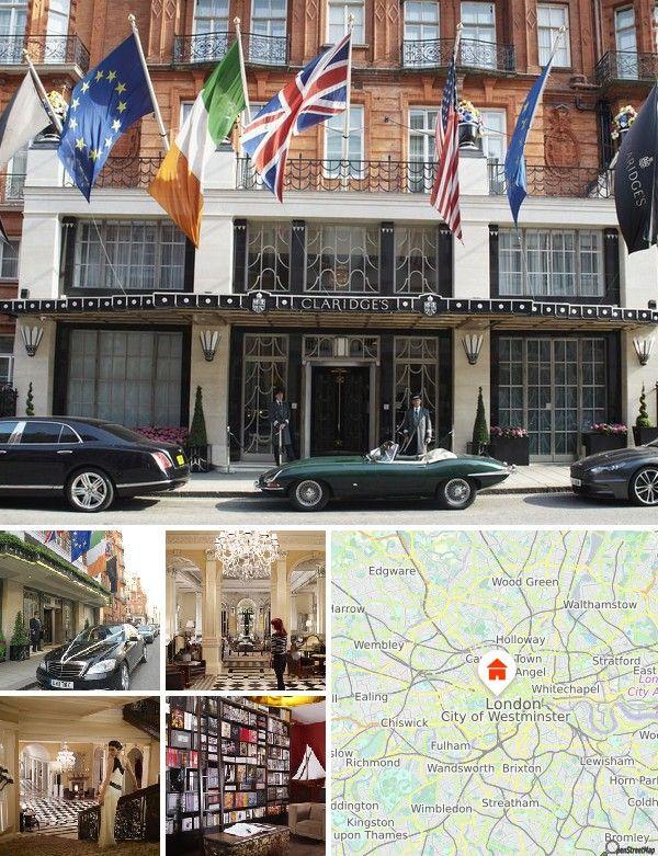 Claridge's (ロンドン, イギリス)