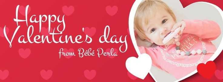 Happy Valentine's Day from Bébé Perla! Check out our great selection of gifts at www.bebeperla.com