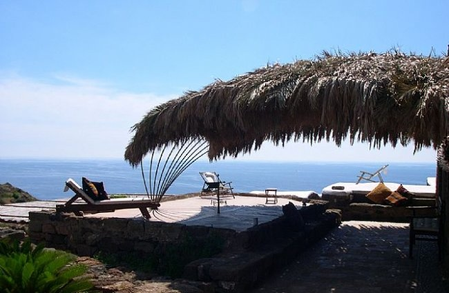 I slept there for a wonderful week. Dammuso Le Cupole, Pantelleria.  September 2009