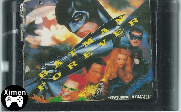Pavel Labutin (Ximen) - SEGA - Batman Forever