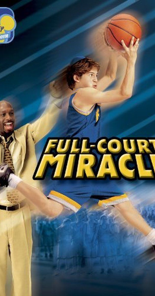 Directed by Stuart Gillard.  With Alex D. Linz, Richard T. Jones, R.H. Thomson, Sean Marquette. An African American college basketball star becomes the head coach of a yeshiva's struggling basketball team in Philadelphia, Pennsylvania, after a knee injury forces him to leave the game. Based on the true story of Lamont Carr.