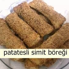 Patatesli Simit Böreği Tarifi | İyi Yemek Tarifleri