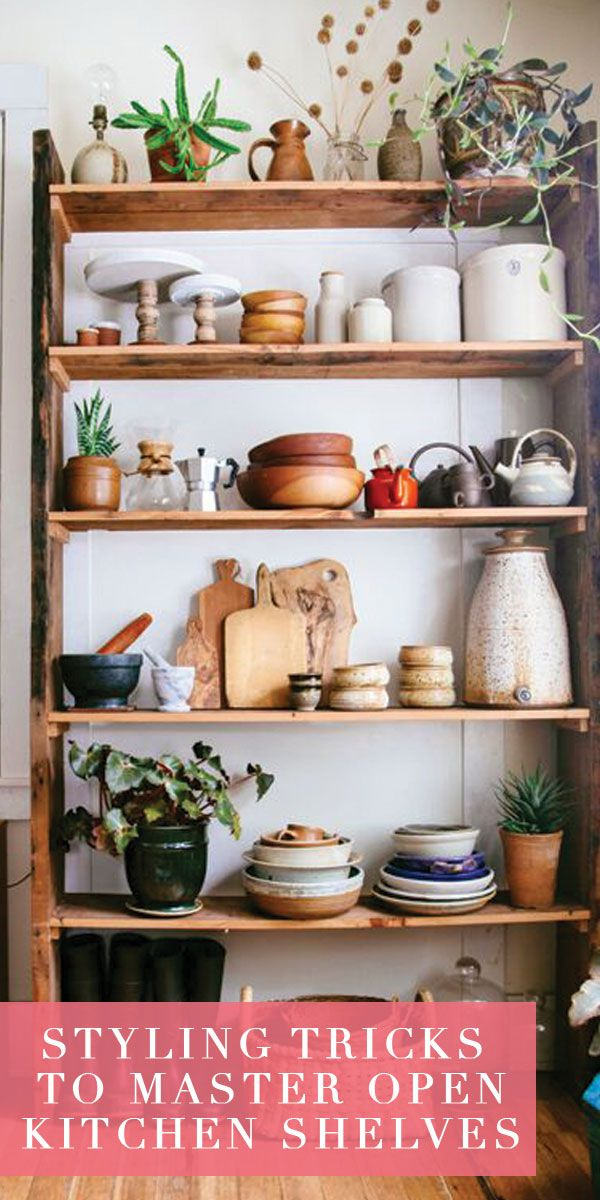 856 best Kitchen INTERIORS \ PRODUCTS images on Pinterest - open kitchen shelving ideas