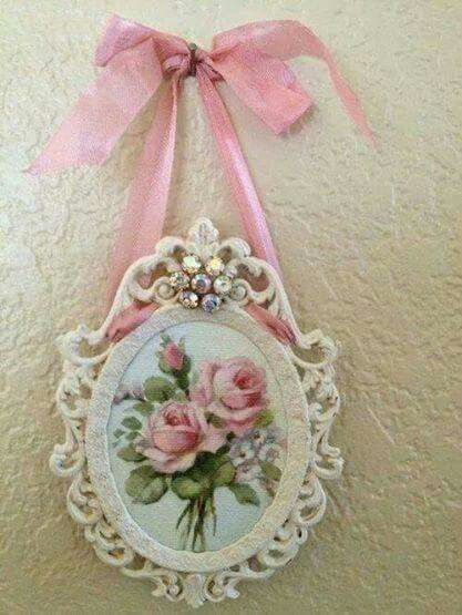 Lovely miniature picture for your doll house