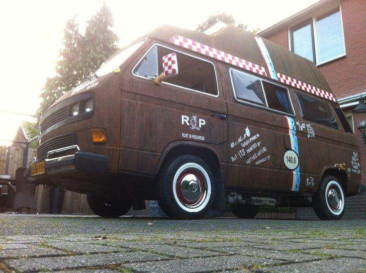 THE TAP FAN VW T3 joker ratlook Made by www.ratlooks.nl