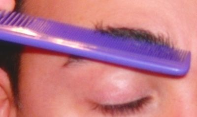 The Right Way to Trim Eyebrows - An Easy, Step-by-Step Tutorial: Remove Excess Hair