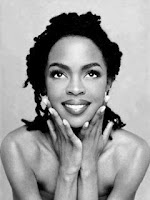 Oh, Lauryn Hill!  Gorgeous lady.