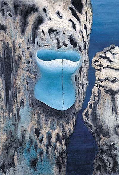 Marie Čermínová/Toyen        The FoldingScene      The Abandoned Burrow      Sleeping      A Sad Day      Jardin Lacustre      Eclipse      ...