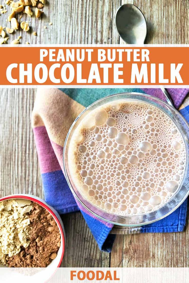 Craving a cold, nutty treat you can slurp through a straw? This smooth, frothy peanut butter milk is a sweet way to get…