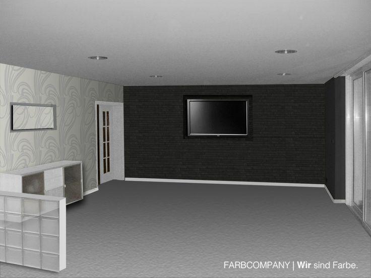 11 best farbkonzept renovierung eines wohnzimmers in. Black Bedroom Furniture Sets. Home Design Ideas