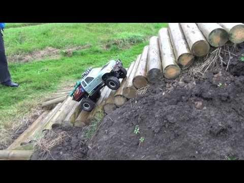 Rc Crawling (Thyholm 25-08-2012) - YouTube