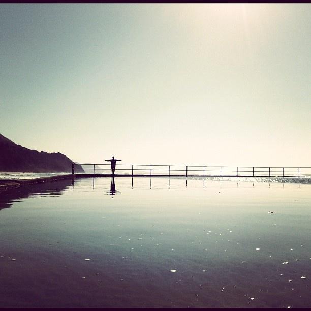 "@frothasauruss's photo: ""Surf check #lake"""