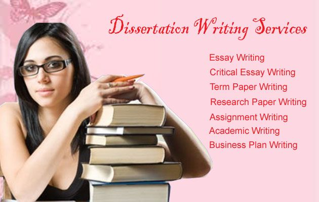 DISSERTATION WRITING SERVICES FROM UK DISSERTATION WRITING COMPANY