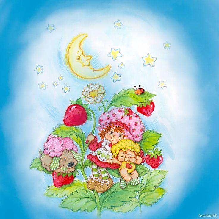 Strawberry Shortcake Bedroom Decor: 1033 Best Strawberry Shortcake Images On Pinterest