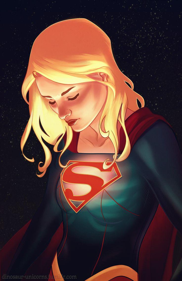 Supergirl - More at https://pinterest.com/supergirlsart/