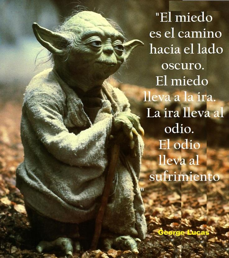 Jedi Master Yoda Quotes: Citas / Quotes